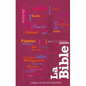 French Bible Louis Segond 21 compact