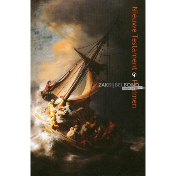 Nederlands Nieuw Testament, Nieuwe Bijbelvertaling (NBV), incl. Psalmen, paperback