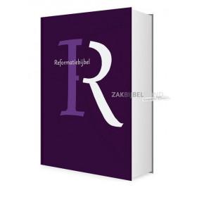 Nederlandse Bijbel, Herziene Statenvertaling (HSV),  ReformatieBijbel, huisbijbel formaat, harde kaft