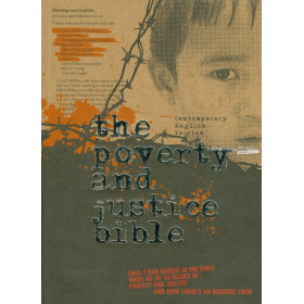 Engelse Bijbel, Contemporary English Version (CEV) - The poverty and justice Bible, paperback