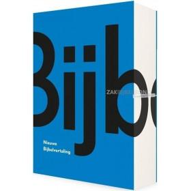Nederlandse Bijbel in de Nieuwe Bijbelvertaling (NBV). Uitgevoerd met paperback kaft