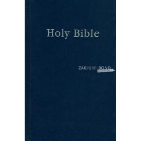Engelse Bijbel, New American Standard Bible (NASB), Text Edition, incl. concordantie, harde kaft - blauw