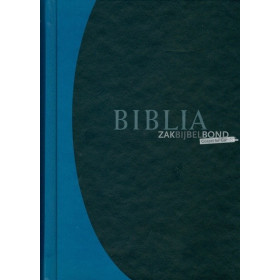Hongaarse Bijbel in Nieuwe Herziene vertaling (RÚF) uit 2014. Uitgevoerd in compact formaat met harde kaft.