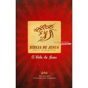 Portugees Nieuw Testament in Hedendaagse taal. Uitgevoerd in compact formaat met paperback kaft.