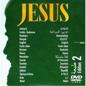 Gratis 1 exemplaar van de Jezusfilm DVD in 16 talen - Editie 2