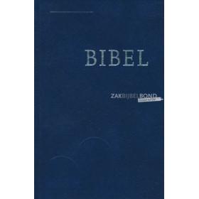 Friese Bijbel. Uitgevoerd in groot formaat met harde kaft.