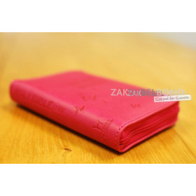 NIV TINY PINK SOFT-TONE BIBLE