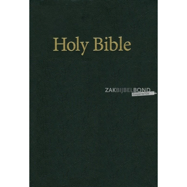 Engelse Bijbel KJV - Windsor Text Bible (hardback) - Black