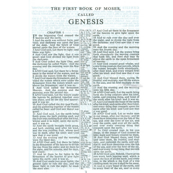Engelse Bijbel KJV - Pocket Reference Bible (camouflage vinyl)