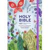 Engelse Bijbel in de New International Version (NIV) - JOURNALING BIBLE - Illustrated by Hannah Dunnett