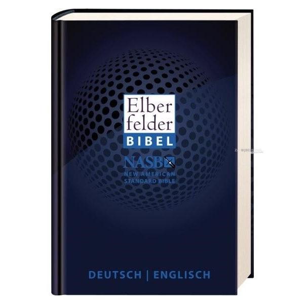 Duits/Engelse ParallelBijbel - Elberfelder/NASB
