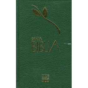 Spaanse Bijbel in de Dios Habla Hoy-vertaling. Medium formaat met harde kaft en duimgrepen.