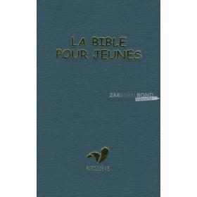 Franse Bijbel in de Parole de Vie-vertaling - SCHOOLBIJBEL - Compact formaat met harde kaft.