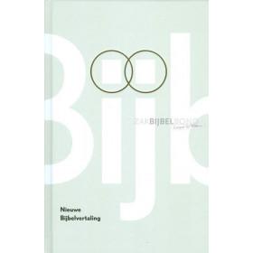 Nederlandse HuwelijksBijbel, Nieuwe Bijbelvertaling (NBV), TrouwBijbel, wit, harde kaft