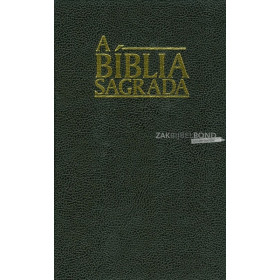 Portugese Bible in the Almeida Corrigida e Fiel (ACF)-translation. Large sized hardcover.