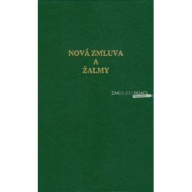 Slowaaks Nieuw Testament met Psalmen. Uitgevoerd in groot formaat met harde kaft.