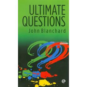 Engels evangelisatieboekje Levensbelangrijke Vragen door John Blanchard. ESV-EDITIE. Medium formaat paperback.