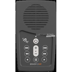 5 Envoy ST Audio players - Zelflaadset (5 x Envoy ST + Software + datakabel)