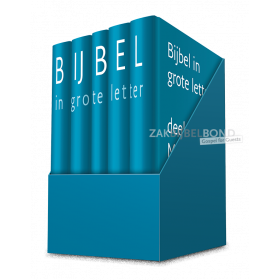 NBV GrootLetter Bijbel