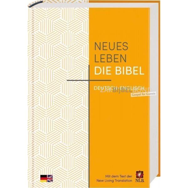 German-English diglot Bible - Neues Leben Bibel & New Living Bible