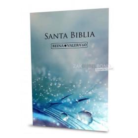 Spaanse Bijbel, RVR '60, duidelijk lettertype, mooie kwaliteit, paperback