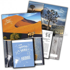 English tearcalendar 2020 - The Good Seed - AFRICAN EDITION