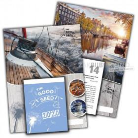 English tearcalendar 2020 - The Good Seed - EUROPEAN EDITION