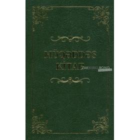 Azeri Bijbel - Latijns schrift