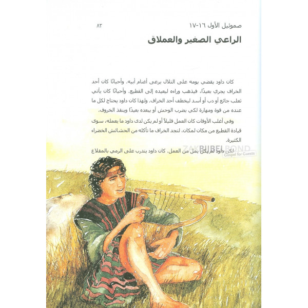 Arabische KinderBijbel
