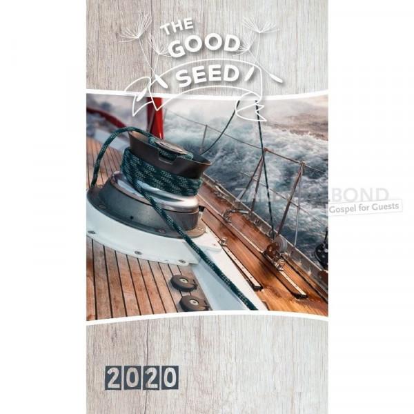 Engelse boekkalender - Het Goede Zaad - Europese editie