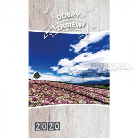 Polish book calendar 2020 - The Good Seed