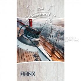 Portugese boekkalender - Het Goede Zaad
