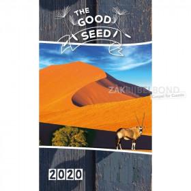 Engelse boekkalender - Het Goede Zaad - Africa editie