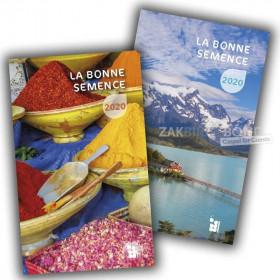 Franse boekkalender - Het Goede Zaad