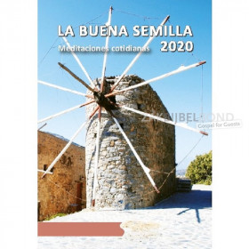Spaanse boekkalender - Het Goede Zaad