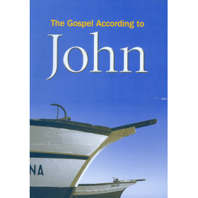 English Gospel of John KJV - Giant Print