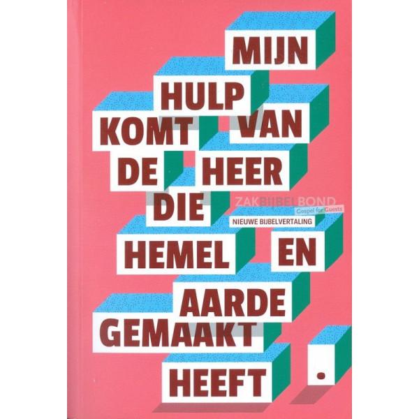 Dutch NBV Bible 15 years Psalms 121:2