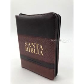 Spaanse Bijbel Reina Valera 1960 rits duimgrepen
