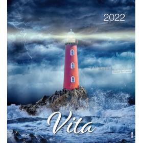 Italiaanse Ansichtkaartenkalender 2022