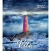 Italian postcard calendar 2022