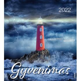 Lithuanian postcard calendar 2022