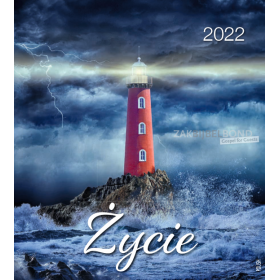Polish postcard calendar 2022