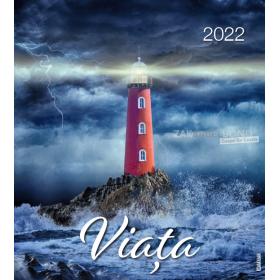 Roemeense Ansichtkaartenkalender 2022