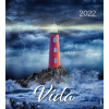 Spanish postcard calendar 2022