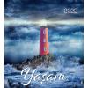 Turkish postcard calendar 2022