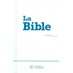 French Bible Louis Segond 21 compact hardcover white