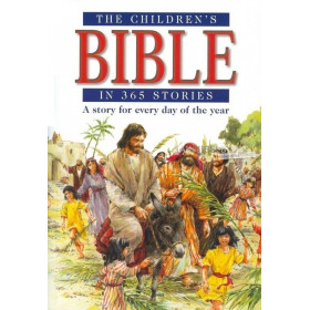Engelse Kinderbijbel, The Children's Bible in 365 stories, Mary Batchelor/John Haysom, paperback