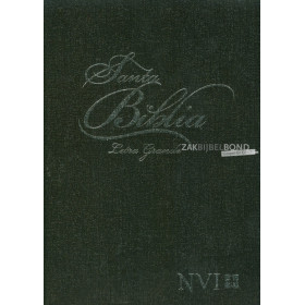 Spanish Bible in the Nueva Versión Internacional (NVI) - Letra Grande - Larger font with hard cover
