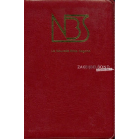 French Bible NBS Luxury Edition