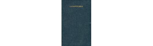 BIBLE SEGOND 1910